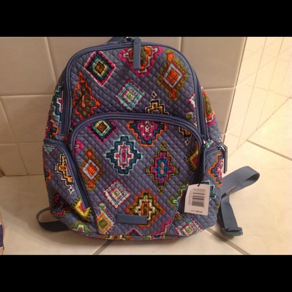 Vera Bradley Hadley Backpack e34e415d0cfc8